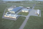 Airbus first U.S.-based production facility  which will build A320 Family jetliners at the Brookley Aeroplex in Mobile, Alabama, beginning in 2015  will produce between 40 and 50 aircraft annually by 2018. (Photo by Airbus)