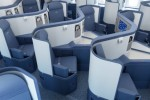 Delta BusinessElite seating