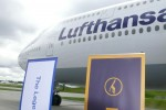 First Boeing 747-8I (D-ABYA) for Lufthansa. (Photo by Chris Sloan/Airchive.com)