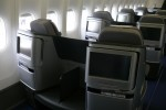 Business Class seats on the main deck. (Photo by Chris Sloan/Airchive.com)