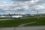Rolling for takeoff to Frankfurt as Lufthansa Flight 748. (Photo by Chris Sloan/Airchive.com)