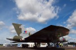 Avro Vulcan side view. (Photo by Hammerhead27 via Flickr, CC BY-NC-SA)