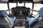 Super Guppy cockpit. (Photo by Liem Bahneman/NYCAviation)