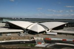 Come along with me as I explore Eero Saarinen's Trans World Flight Center at John F. Kennedy International Airport. Constructed for Trans World Airlines in the 1960s this icon of flight spreads its wings as it reaches towards the sky.
