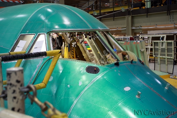 747-8F nose section