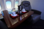 747-8I mockup upper deck VIP lounge