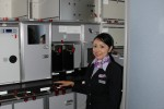 ana-flight-attendant-in-the-rear-galley