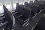 American Airlines economy class seats to be found on new Airbus A319, A321 and Boeing 737-800 jets.