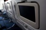 Large monitors on every Economy class seatback.
