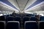 ANA 787 economy class.