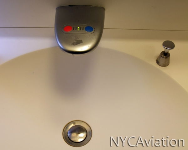 Infrared faucet
