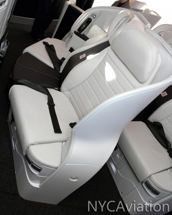 Premium Economy inboard seats
