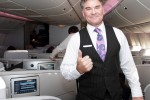 Chris flight attendant 773 premium service