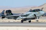 EA-6B Prowler. (Photo by Nick Peterman)