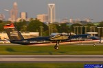 2012 Commercial aircraft winner: A pretty US Airways Express Dash-8. (Photo by John Musolino)