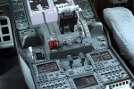 787 throttle console