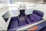 China Southern Airlines unveiled today its spacious and comfortable A380 cabin, featuring eight luxury first-class suites.