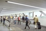 Connector walkway linking Terminals 2 and 4