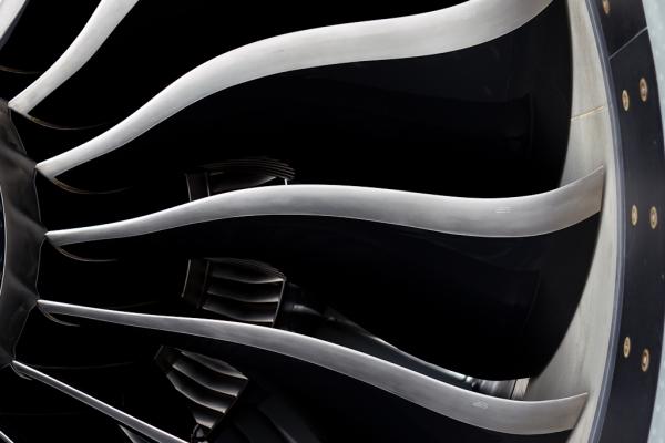 Blades closeup
