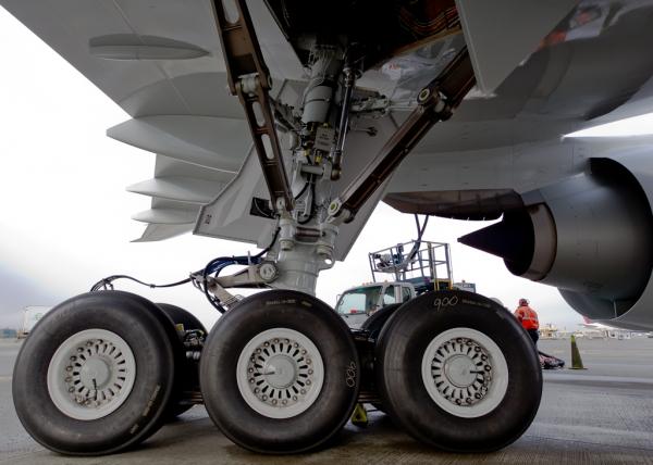 Main landing gear