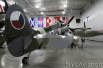 HFF's new restored and delivered Spitfire.