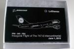 Commemorative plaque. (Photo by Chris Sloan/Airchive.com)