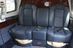 Passenger seating on the Bell 430 helicopter.