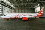 Air Berlin Santa Claus Tour 2012 Boeing 737. (Photo by Air Berlin)