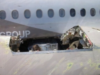Asiana 214 Crash Site