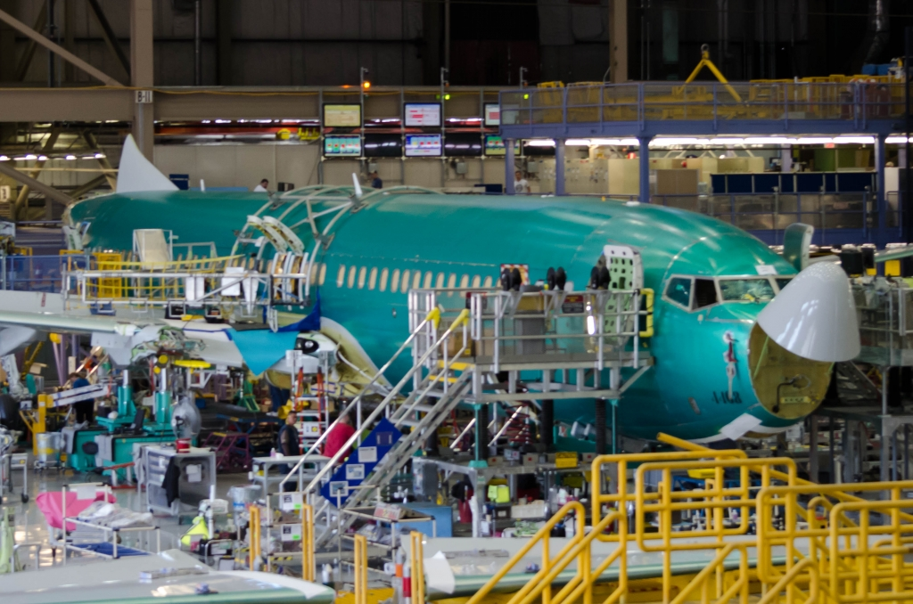 The Continental Nyc >> Photos: Boeing Renton 737 Factory Tour - NYCAviationNYCAviation