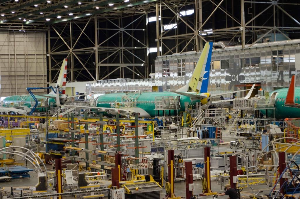 Photos: Boeing Renton 737 Factory TourNYCAviation