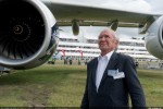 Bernard Ziegler, one of the most brilliant engineers and test pilots in modern aviation, received the Flightglobal Lifetime Achievement Award at the 2012 International Farnborough Airshow. (Photo by Airbus)