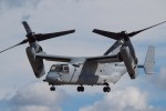 Boeing V-22 Osprey flight demo. (Photo by Hammerhead27 via Flickr, CC BY-NC-SA)
