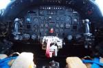 Avro Vulcan cockpit. (Photo by Hammerhead27 via Flickr, CC BY-NC-SA)