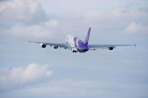 Photos: Thai Airways First Airbus A380NYCAviation