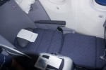United 787 Business First seat. (Photo by Chris Sloan-Airchive.com)