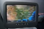 United 787 IFE map. (Photo by Chris Sloan-Airchive.com)