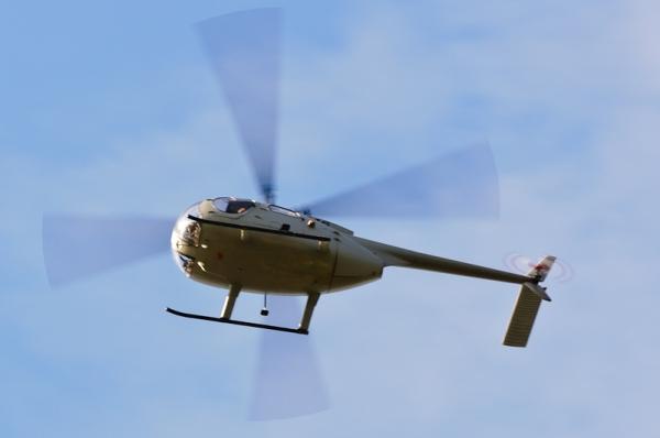 Lancaster Helicopter Hughes 369C N546 (cn HA001)