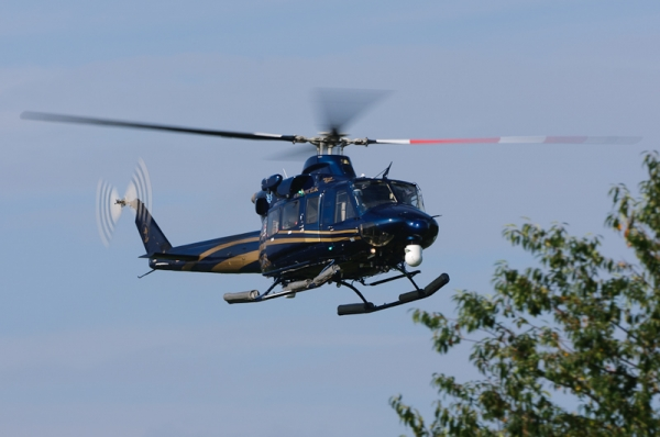Delaware State Police Bell 412EP N2SP (cn 36425)