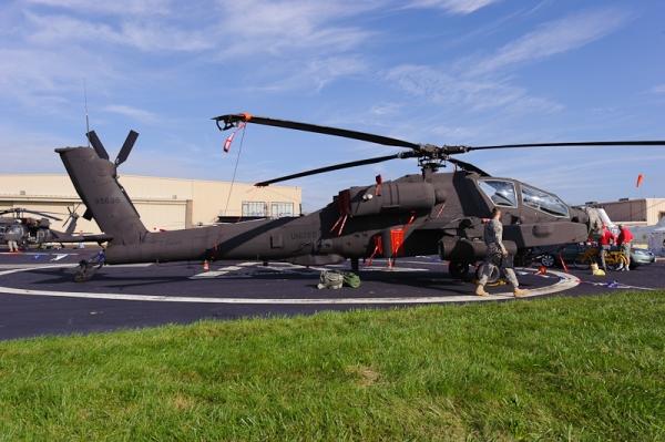 US Army AH-64D Apache 095635
