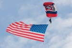 US Army 82nd Airborne Parachute Team