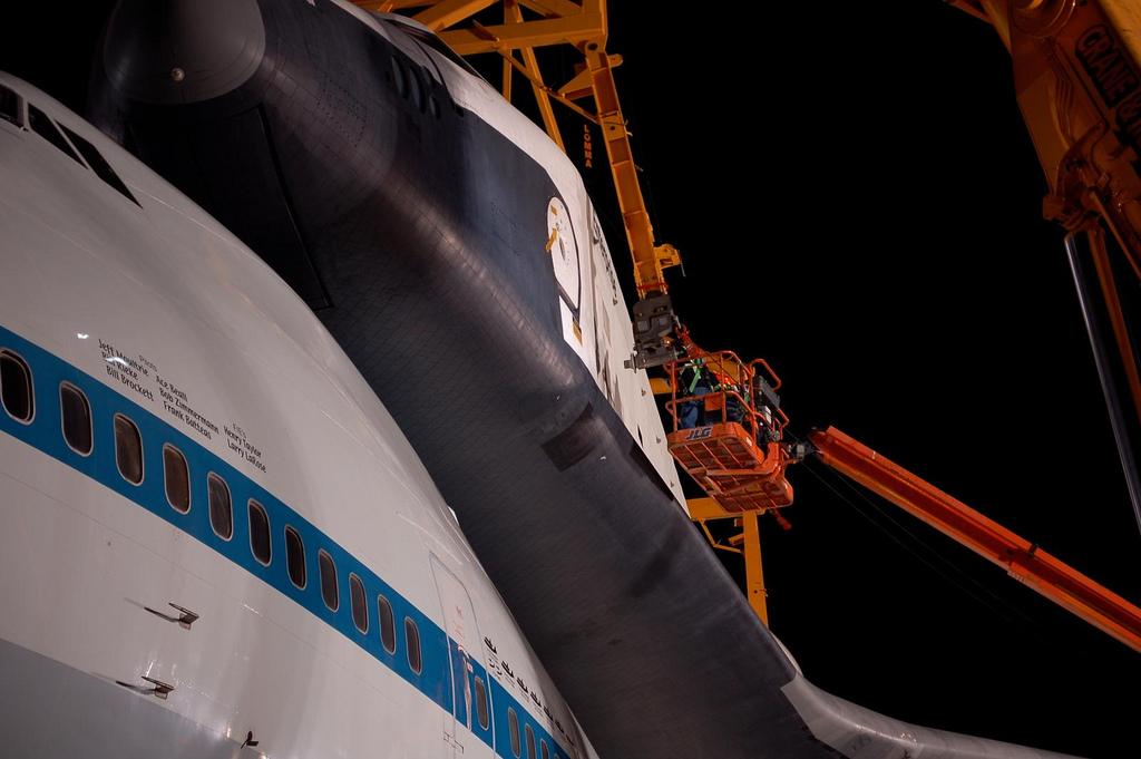 space shuttle enterprise cockpit - photo #29