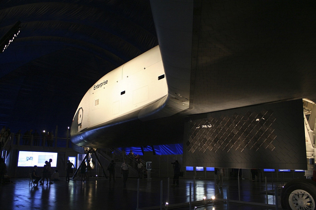 Intrepid Museum Space Shuttle - Pics about space