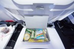 Virgin America's Protein Box meal choice. (Photo by Manny Gonzalez/NYCAviation)