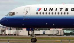United Airlines 757 N516UA at LaGuardia Airport LGA