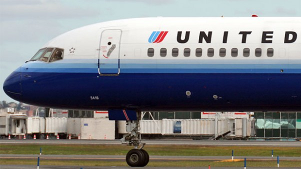 United Airlines 757 N516UA at LaGuardia Airport LGA