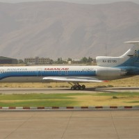 Taban Air is believed to have five Tu-154s like this one (owned by Kalavia, reg RA-85786) in its fleet. This may or may not be the one which crashed on Sunday.