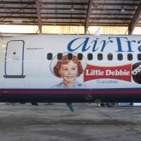 AirTran's new Little Debbie 1 Reg N949AT