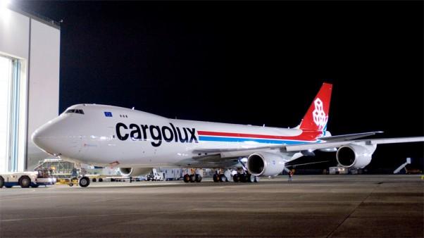 Cargolux Boeing 747-8F