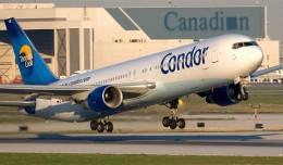 Condor 767-300 D-ABUH